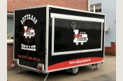 Rolling Smoker Foodtruck - Catering