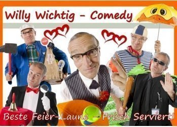 Willy Wichtig - Comedy